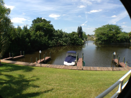 Community Boat Ramp and Dock