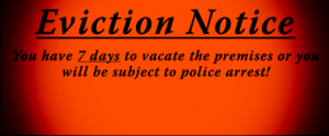 Lee County Eviction Process