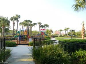 Kids Play area in Hampton Park Gated Community