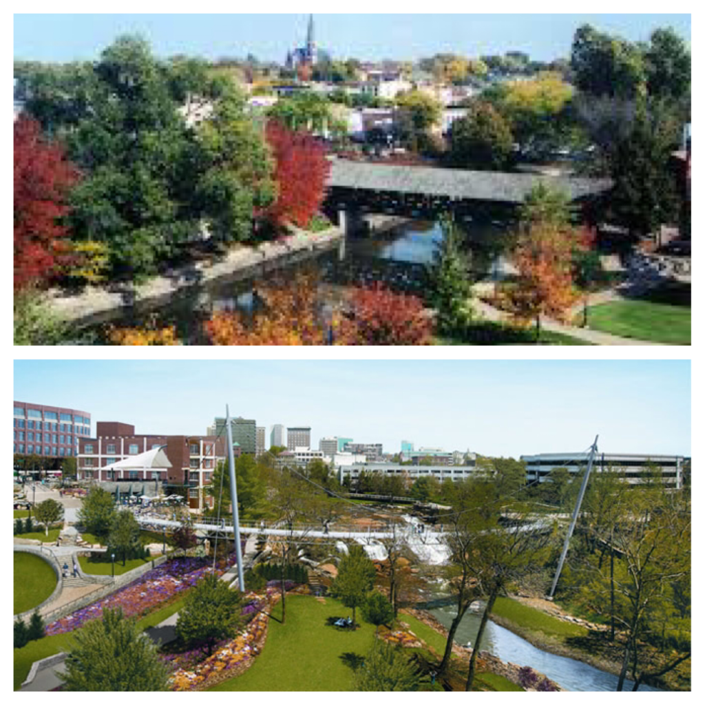 Thankful to Live in Greenville, SC